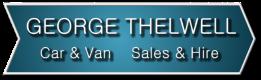 Thelwell Vans Logo